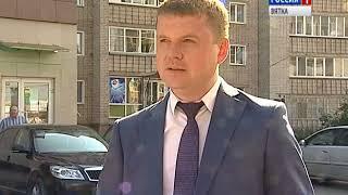 В Кирове приняли ремонт улицы Хлыновской(ГТРК Вятка)