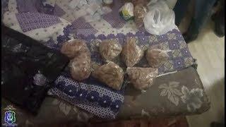 В Сургуте изъяли крупную партию наркотиков