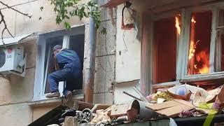СРОЧНО, Взрыв в жилом доме в С Петербурге