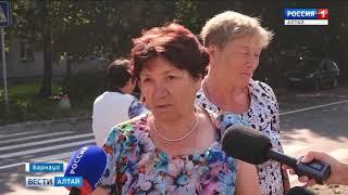 В Барнауле отремонтировали развязку Привокзальная-Новоугольная-Свердлова