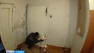 Магаданца выселили за долги из муниципальной квартиры