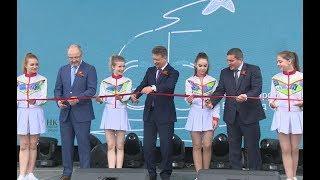В аэропорту Волгограда открыли новый терминал внутренних авиалиний