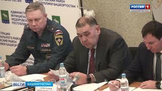 Федоровский район лидирует в статистике пожаров в республике