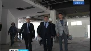 Школу № 19 завершают строить в Иркутске