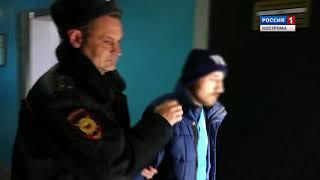 Полицейские задержали мужчину, обманывавшего продавцов в костромских магазинах