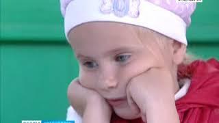 В красноярском детсаду устроили фестиваль пирожков