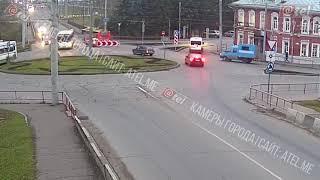 ДТП Круг Соборная площадь  06 11 2018
