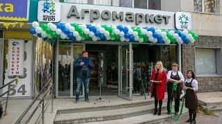 Югорские продукты под одной крышей: в Ханты-Мансийске открыли первый агромаркет