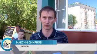На Набережной Космонавтов автобус устроил массовое ДТП. Подробности
