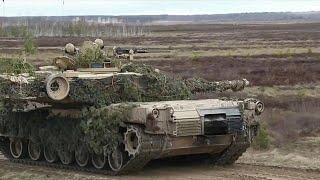 Германия не будет увеличивать военное присутствие в Литве