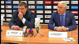 В питерском СКА рассказали о новом месте работы тренера «Трактора»