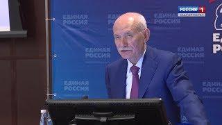 Рустэм Хамитов: «Башкортостан 24» - это хороший и правильный шаг!