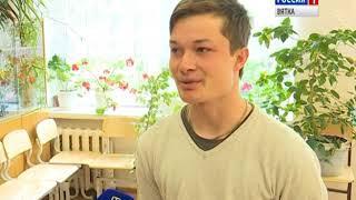 Кировские школьники сдали первый ЕГЭ(ГТРК Вятка)