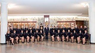 Владимир Колокольцев провел торжественный прием, посвященный Международному женскому дню