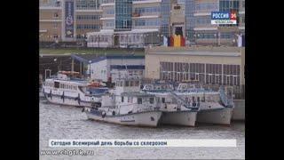 1 июня Чебоксарский речной порт официально откроет навигацию