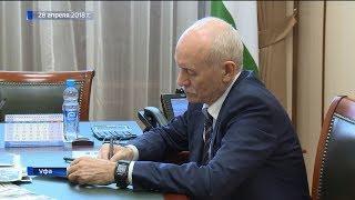 Рустэм Хамитов провел личный прием граждан