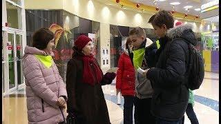 Жители Белоярского присоединились к акции книгодарения
