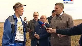 Владимир Климов провел рабочую поездку в Уржум(ГТРК Вятка)
