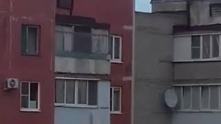 Ставропольские школьницы устроили фотосессию на крыше многоэтажки