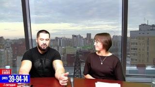 В эфире: Сергей Мехнин, лидер движения Street WORKOUT and StreetLifting в России