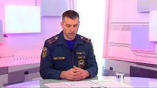 """Программа """"В центре внимания""""- интервью с Денисом Вайда"""