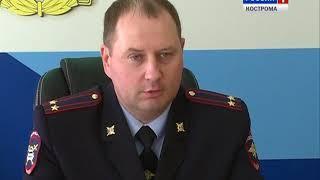 Число пешеходов, пострадавших в ДТП в Костроме, с начала года выросло в полтора раза
