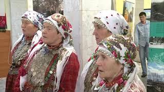 23 04 2018 Выставка, посвящённая финно-угорскому обряду совершеннолетия, работает в Ижевске