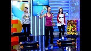 Фитнес-инструктор Светлана Бутова: одна тренировка по степ-аэробике сжигает около 500 калорий