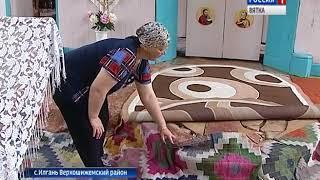 Восстановление церкви в селе Илгань Верхошижемского района (ГТРК Вятка)