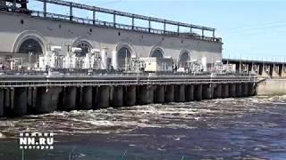 Экскурсия на Нижегородскую ГЭС