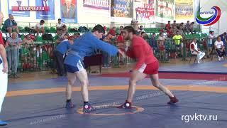В Махачкале стартовал Всероссийский турнир по самбо на призы Гусейна Хайбулаева