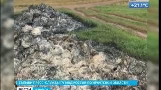 Сжёг у соседа 9 тонн сена пенсионер в Киренском районе