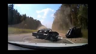Подборка ДТП за июль 2018 года! Часть 3! Traffic accidents! Accidents de circulation!