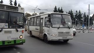 Работа общественного транспорта в День города в Ярославле будет продлена