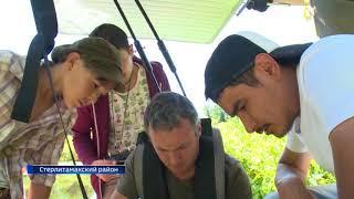 В Башкирии стартовали съёмки фильма «Таганок»