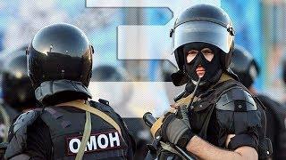 Югорские сотрудники ОМОН празднуют профессиональный праздник