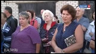 Жители микрорайона «Березовая роща» в Майме остались без горячей воды