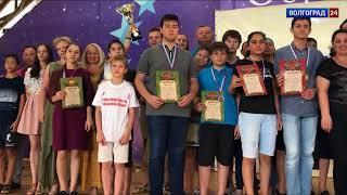 Юные волгоградские шахматисты заняли второе место на международном турнире