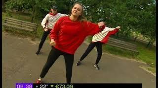 Танцевальная зарядка «EVOLVERS»