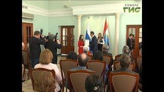 В Самаре вручали государственные награды