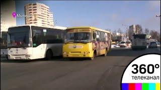 Более 1700 новых автобусов поедут по дорогам Подмосковья