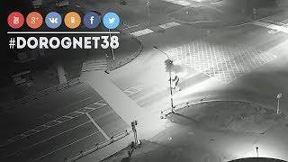 ДТП Мира - Белградская [25.08.2018] Усть-Илимск