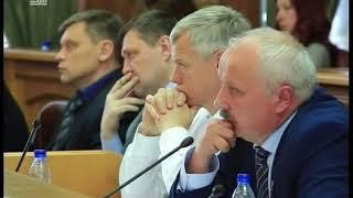 Добились справедливости. Областной парламент поддержал владельцев бараков