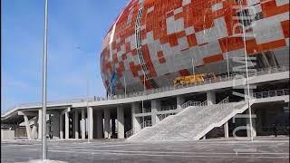В Москве обсудили подготовку Мордовии к ЧМ-2018