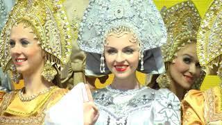В Приамурье завершилась российско-китайская ярмарка культуры и искусства.