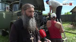 Забайкальский Илон Маск ремонтирует храм на колесах
