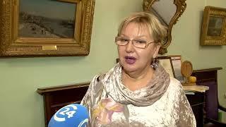 "Людмила Калинина о проекте ""ТВ-галерея"""