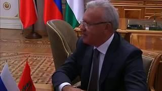 Губернатор Красноярского края побывал с рабочим визитом в Казани