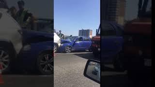 0512: ДТП из 5 автомобилей