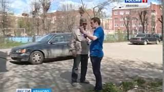 Многие районы Иванова зарастают мусором